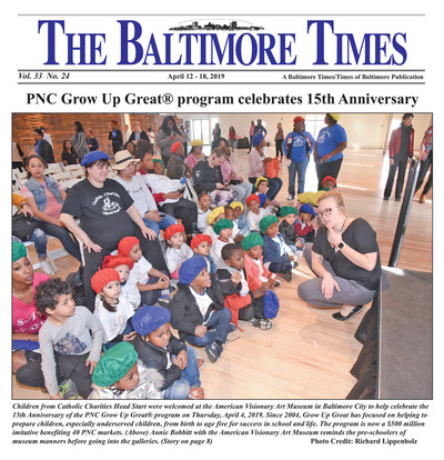 Baltimore Times - Apr 12, 2019