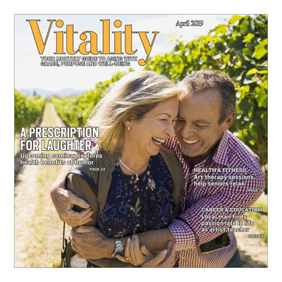 Macomb Daily - Special Sections - Vitality - April 2019