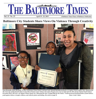 Baltimore Times - Apr 19, 2019