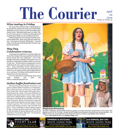 Delmarva Courier - Apr 24, 2019
