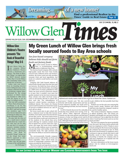 Willow Glen Times - May 2019