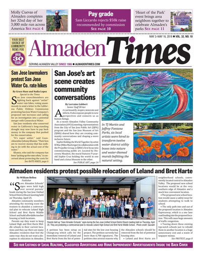 Almaden Times - May 3, 2019