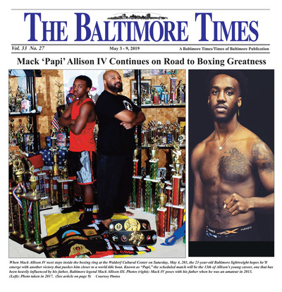 Baltimore Times - May 3, 2019
