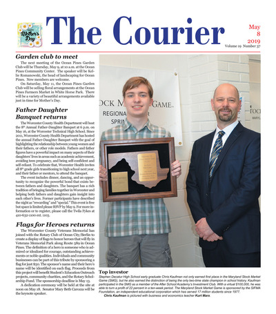 Delmarva Courier - May 8, 2019