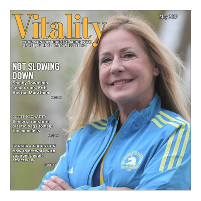 Macomb Daily - Special Sections - Vitality - May 2019
