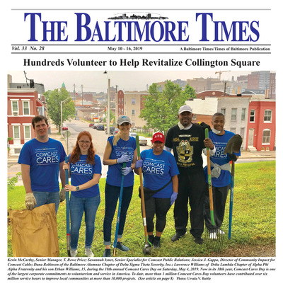 Baltimore Times - May 10, 2019