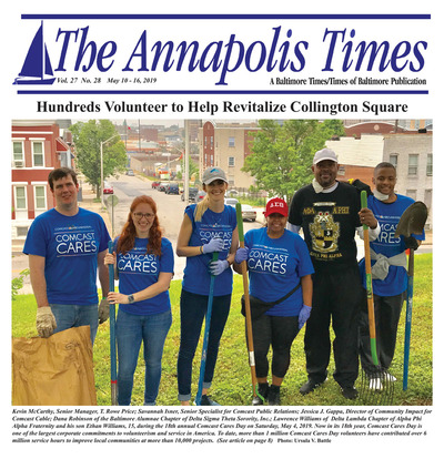 Annapolis Times - May 10, 2019