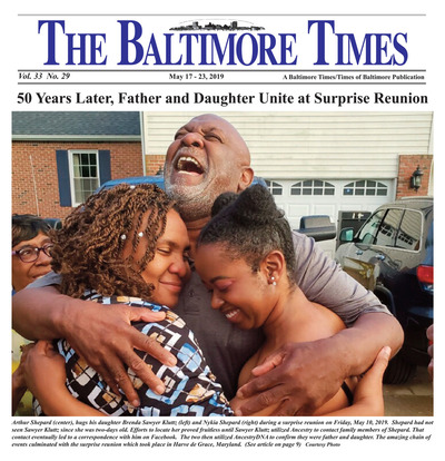 Baltimore Times - May 17, 2019