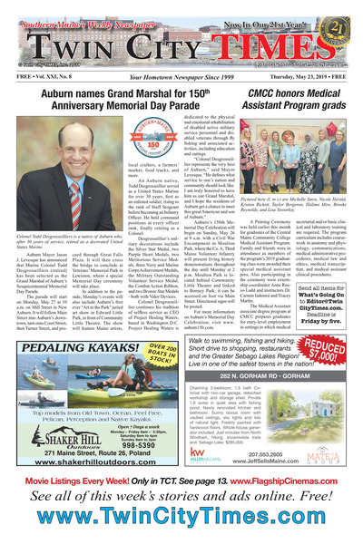 Twin City Times - May 23, 2019