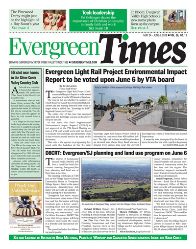 Evergreen Times - May 24, 2019
