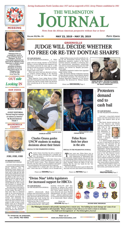 Wilmington Journal - May 23, 2019