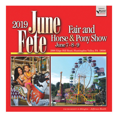 Montgomery Media - Special Sections - 2019 June Fete