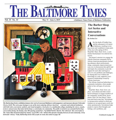 Baltimore Times - May 31, 2019