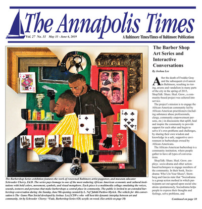 Annapolis Times - May 31, 2019