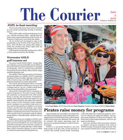 Delmarva Courier - Jun 5, 2019
