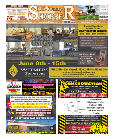 Tri-County Shopper - Jun 5, 2019