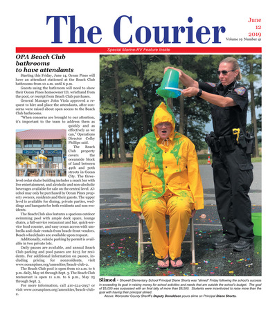 Delmarva Courier - Jun 12, 2019