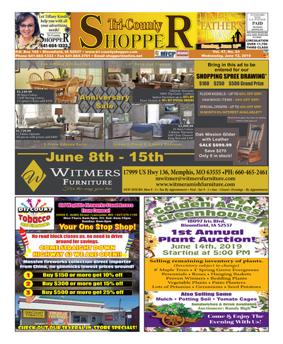 Tri-County Shopper - Jun 12, 2019