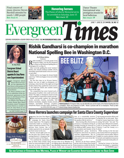 Evergreen Times - Jun 7, 2019