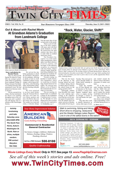 Twin City Times - Jun 13, 2019