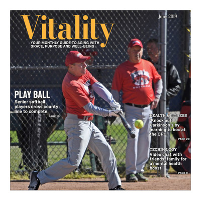 Macomb Daily - Special Sections - Vitality - June 2019