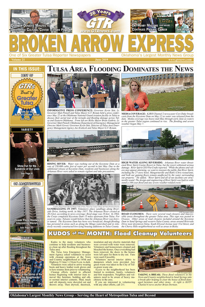 Broken Arrow Express - June 2019