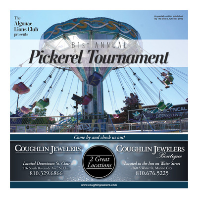 Macomb Daily - Special Sections - Pickeral Tournament