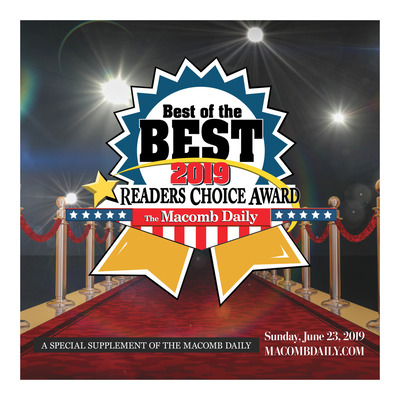 Macomb Daily - Special Sections - Best of the Best - 2019