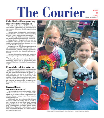 Delmarva Courier - Jun 26, 2019