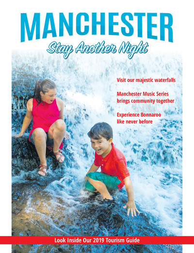 Manchester TN Chamber of Commerce - 2019 Tourism Guide