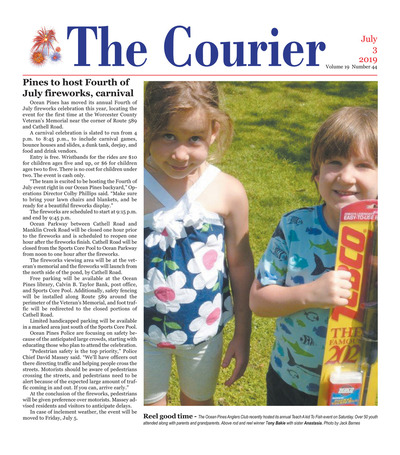 Delmarva Courier - Jul 3, 2019