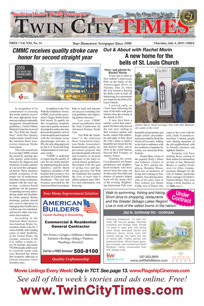 Twin City Times - Jul 4, 2019