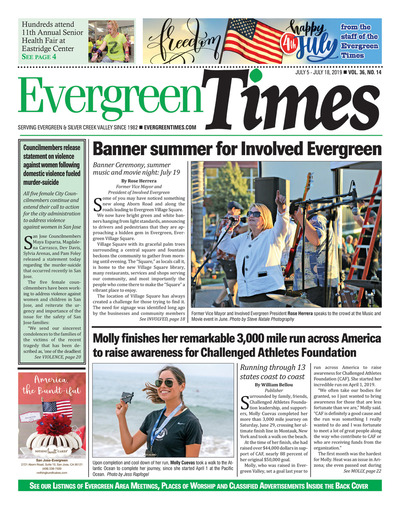 Evergreen Times - Jul 5, 2019