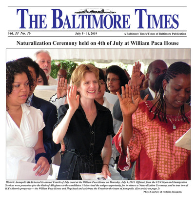 Baltimore Times - Jul 5, 2019