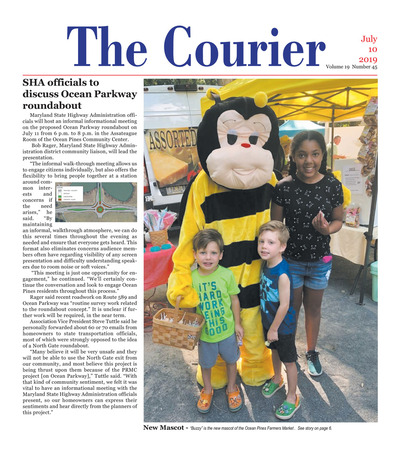 Delmarva Courier - Jul 10, 2019