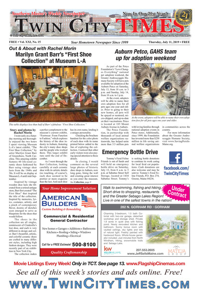 Twin City Times - Jul 11, 2019