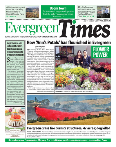 Evergreen Times - Jul 19, 2019