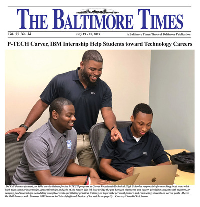 Baltimore Times - Jul 19, 2019