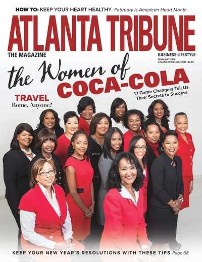 Atlanta Tribune - February 2016
