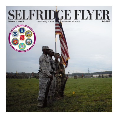 Macomb Daily - Special Sections - Selfridge Flyer - July 2019