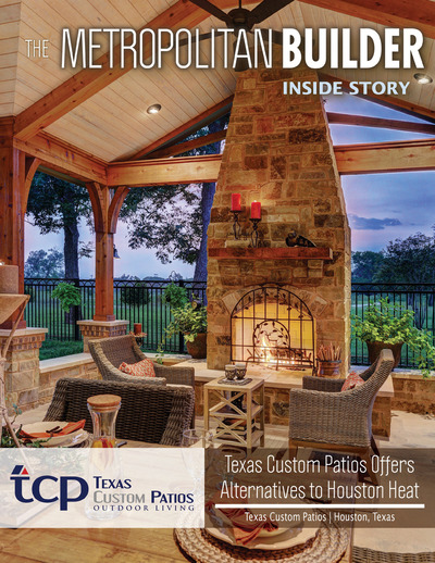 Metropolitan Builder - Inside Showcase - Inside Showcase - Texas Custom Patios