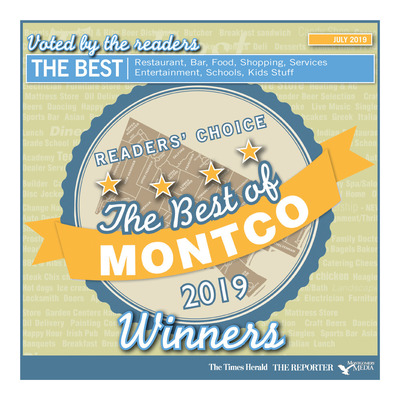 Montgomery Media - Special Sections - The Best of Montco 2019
