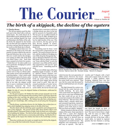Delmarva Courier - Aug 7, 2019
