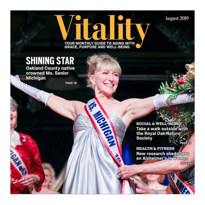 Macomb Daily - Special Sections - Vitality - August 2019