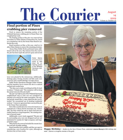 Delmarva Courier - Aug 14, 2019