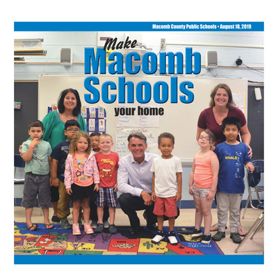 Macomb Daily - Special Sections - Make Macomb Schools Your Home