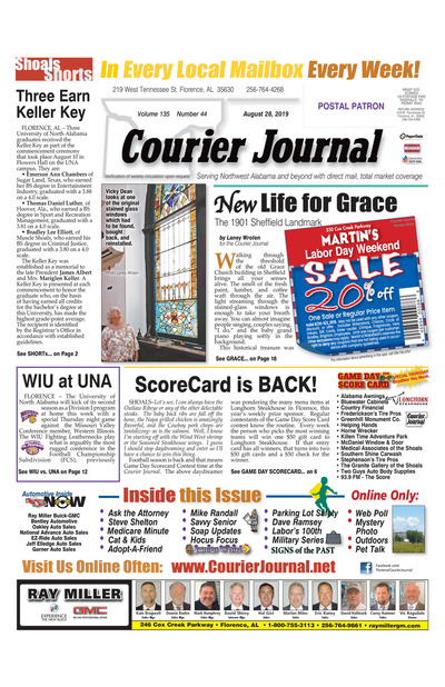 Courier Journal - Aug 28, 2019