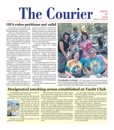 Delmarva Courier - Aug 28, 2019