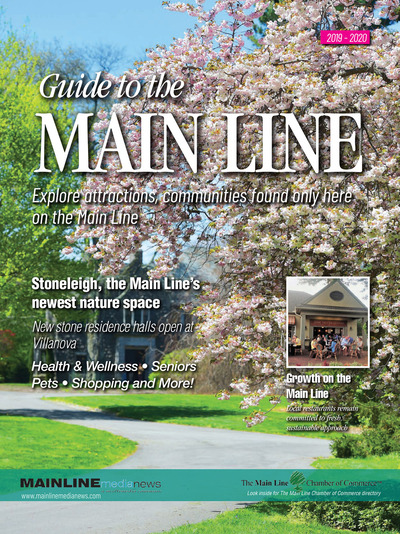 Mainline Media News Special Sections - Guide to the Main Line - 2019