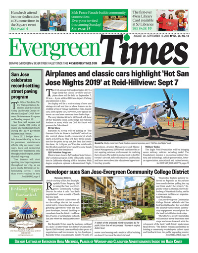 Evergreen Times - Aug 30, 2019